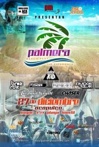 palmera beach flyer