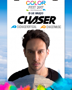 Color fest TEOHih - Chaser